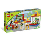 LEGO Animal Clinic Set 6158 Packaging