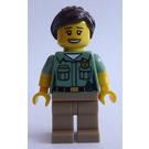 LEGO Animal Control Officer Minifigure