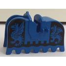 LEGO Animal Horse Barding with Decoration (2490)