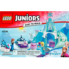 LEGO Anna and Elsa's Frozen Playground Set 10736 Instructions