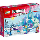 LEGO Anna and Elsa's Frozen Playground Set 10736 Packaging