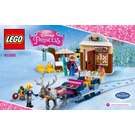 LEGO Anna & Kristoff's Sleigh Adventure Set 41066 Instructions