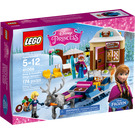 LEGO Anna & Kristoff's Sleigh Adventure Set 41066 Packaging