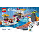 LEGO Anna's Canoe Expedition Set 41165 Instructions