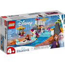 LEGO Anna's Canoe Expedition Set 41165 Packaging