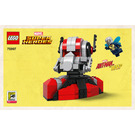 LEGO Ant-Man and the Wasp Set 75997 Instructions