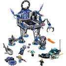 LEGO AntiMatter's Portal Hideout Set 70172