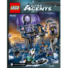 LEGO AntiMatter's Portal Hideout Set 70172 Instructions