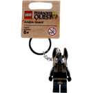 LEGO Anubis Guard Key Chain (853167)