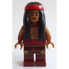 LEGO Apache Chief Minifigure