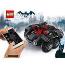 LEGO App-Controlled Batmobile Set 76112 Instructions