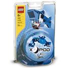LEGO Aqua Pod  Set 4339 Packaging