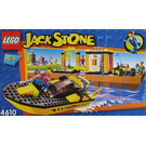 LEGO Aqua Res-Q Super Station Set 4610