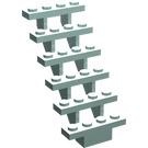 LEGO Aqua Staircase 7 x 4 x 6 Open