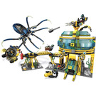 LEGO Aquabase Invasion Set 7775