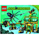 LEGO Aquabase Invasion Set 7775 Instructions