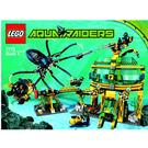 LEGO Aquabase Invasion Set 7775 Instructions