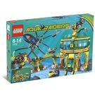 LEGO Aquabase Invasion Set 7775 Packaging