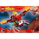 LEGO Aquad Set 41564 Instructions