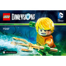 LEGO Aquaman Fun Pack Set 71237 Instructions