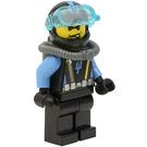 LEGO Aquaraider Diver 2 Minifigure