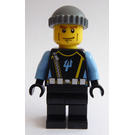 LEGO Aquaraider Diver Minifigure