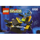 LEGO Aquashark Dart Set 6100