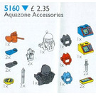 LEGO Aquazone Accessories Set 5160