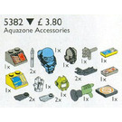 LEGO Aquazone Accessories Set 5382
