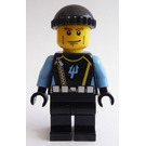 LEGO Aquazone Diver with Black Knitted Cap Minifigure