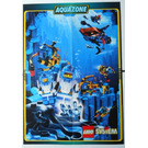 LEGO Aquazone Poster (European)