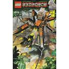 LEGO Arachnoid Stalker Set 8112