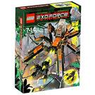 LEGO Arachnoid Stalker Set 8112 Packaging