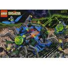 LEGO Arachnoid Star Base Set 6977