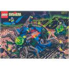 LEGO Arachnoid Star Base Set 6977 Instructions