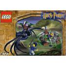 LEGO Aragog in the Dark Forest Set 4727