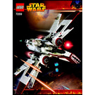 LEGO ARC-170 Fighter Set 7259 Instructions