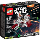 LEGO ARC-170 Starfighter Microfighter Set 75072 Packaging