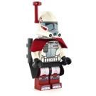 LEGO ARC Trooper with Backpack - Elite Clone Trooper Minifigure