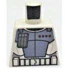 LEGO ARC Trooper avec Backpack - Elite Clone Trooper Torse sans bras (973)
