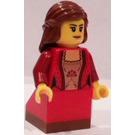 LEGO Archer Girl Minifigure