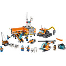 LEGO Arctic Base Camp Set 60036