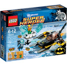 LEGO Arctic Batman vs. Mr. Freeze: Aquaman on Ice Set 76000 Packaging