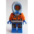 LEGO Arctic Explorer, Female Minifigure