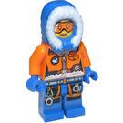 LEGO Arctic Explorer, Female Minifigure