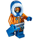 LEGO Arctic Explorer, Male with Orange Goggles Minifigure