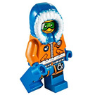 LEGO Arctic Explorer with Green Goggles Minifigure