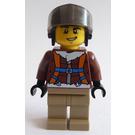 LEGO Arctic Helicopter Pilot, Male Minifigure
