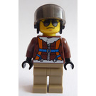 LEGO Arctic Helicrane Pilot Minifigure
