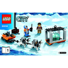 LEGO Arctic Helicrane Set 60034 Instructions